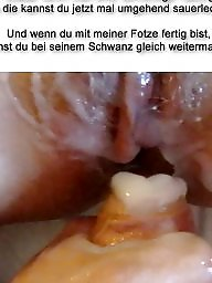 Femdom, Cuckold, Captions, German, Cuckold captions, Group