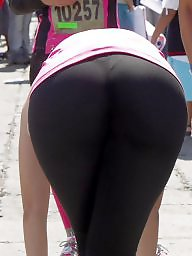 Big ass, Yoga pants