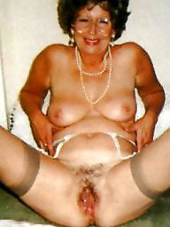 Spreading, Tanned, Spread, Mature stockings, Spreading mature, Mature spreading