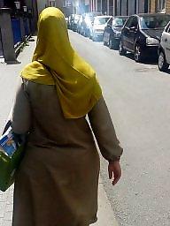 Hijab ass, Ass hijab, Street