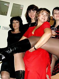 Pantyhose, Skirt, Ladies, Amateur pantyhose, Lady