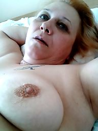 Mature wife, Mature nipples, Mature nipple
