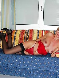 Stockings mature, Sexy mature, Stocking milf, Amateur stockings