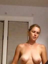Huge tits, Huge, Huge boobs, Sexy wife, Blond wife, Wifes tits