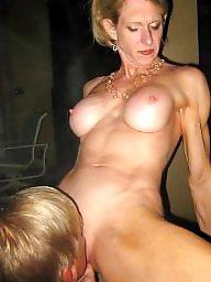 Amateur mature, Housewive