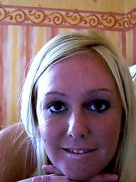 British, Blonde, Bbw blonde