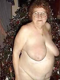 Granny, Big granny, Granny boobs, Mature stocking, Granny stockings, Mature stockings
