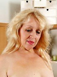 Blonde mature, Bbw blonde