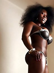 Ebony ass, Ebony tits, Work