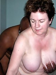 Mature interracial, Interracial mature, Friend