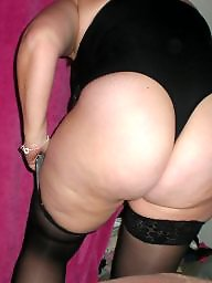 Bbw, Wife, Stockings, Stocking, Bbw stockings, Bbw milf