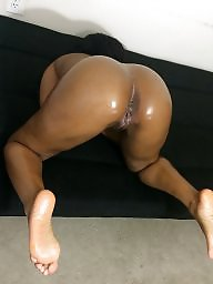 Doggy, Ebony ass, Ebony amateur, Friends