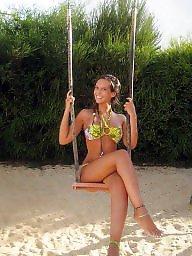 Bikini, Voyeur, Bikinis, Public flashing