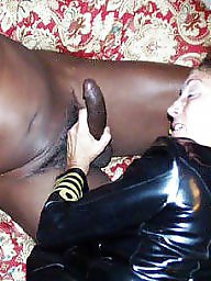 Leather, Blowjobs, Bbw blowjob