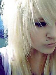 Blonde, Cute, Emo, Cute teen, Cute girl