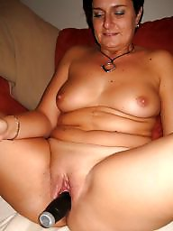 Dildo, Italian, Mature sex, Amateur mature, Toys, Mature toy
