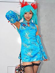 Dressed, Dress, Cosplay, China