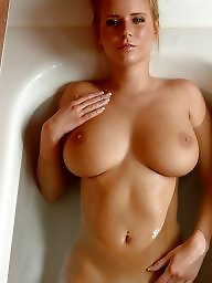 Shower, Bath, Amateurs, Bathing