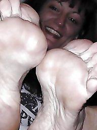 Feet, Amateur ass