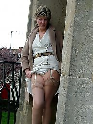 Stockings, Uk mature, Amateurs, Stocking mature