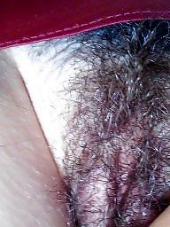 Hairy amateur, Hairy wife