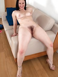 Hairy, Hairy mature, Natural