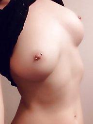 Piercing, Pierced, Teen tits