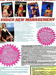 Magazine, Vintage hairy, Xxx