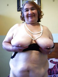 Bbw mature, Old, Old bbw, Old mature, Big mature, Mature boobs
