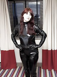 Latex, Pvc, Leather, Moms, Mature leather, Mature pvc