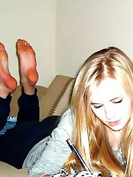 Teen feet, Foot