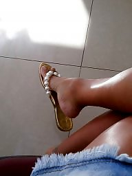 Feet, Mature feet, Matures