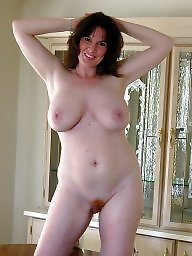 Hairy matures, Old mature