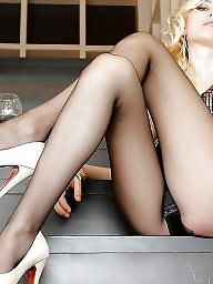 High heels, Heels, Teen heels, Stockings heels