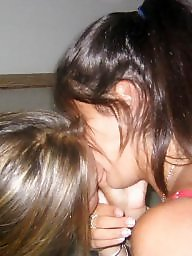 Kissing, Kiss, Teen porn, Girls kissing