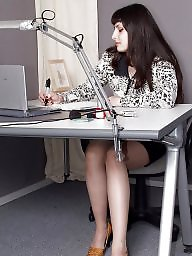 Pantyhose, Secretary, Stocking