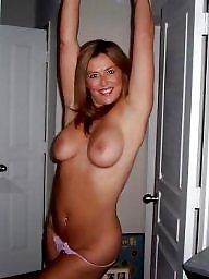 Amateur milf, Slut wife, Web, Wife tits