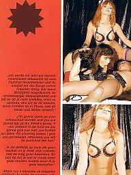 Retro, Magazine, Group, Vintage hairy, Group sex, Magazines