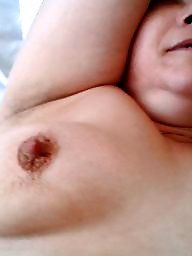 Nipple, My wife, Mature nipple, Amateur matures