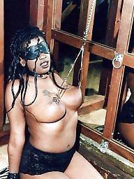 Slave, Ebony milf, Black milf