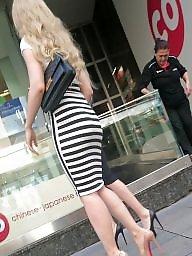 Turkish amateur, Stockings voyeur