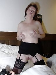 German, Mature stockings, Underwear, Mature in stockings, Mature black, German mature