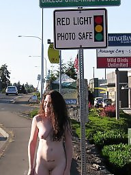 Nude, Business, Road
