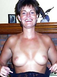 Strip, Stripping, Wife tits, Stripped