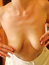 Saggy, Saggy tits, German, Hanging, German mature, Hanging tits