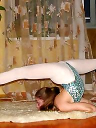 Russian, Russian amateur, Gymnast