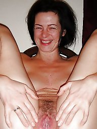 Spreading, Spread, Mature spreading, Mature spread, Spreading mature, Mature amateur