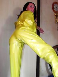 Sauna, Suit, Amateur nylon