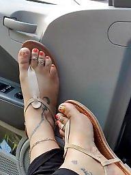 Feet, Black pussy, Ebony amateur