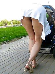 Upskirt, Pussy, Public, Upskirts, Amateur pussy, Public nudity